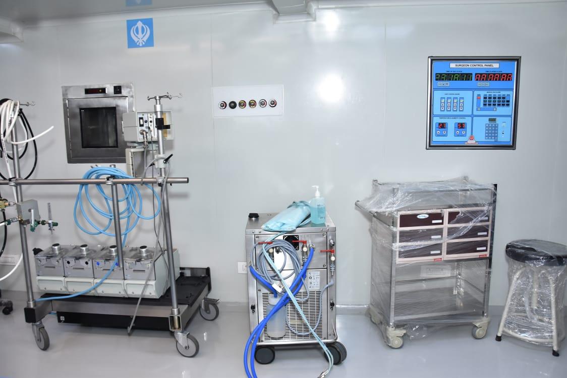 Heart Surgeries Operation Theatre